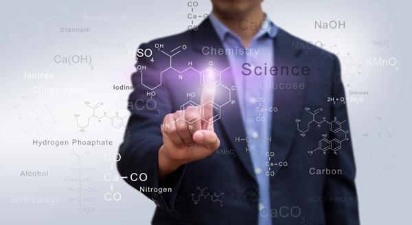 scientist performing bioanalytical services