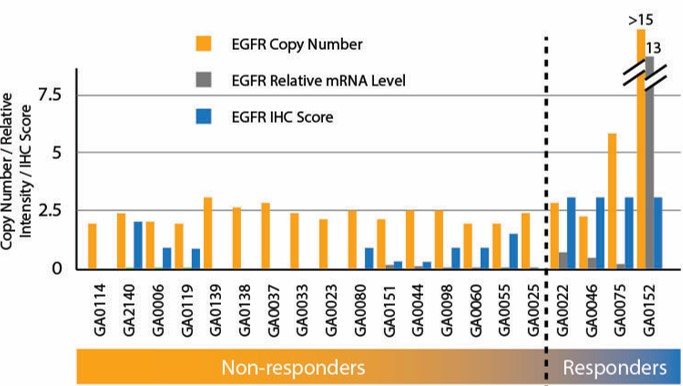 data of gene signature analysis