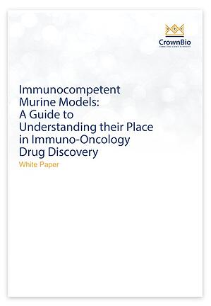 White Paper: Immunocompetent Murine Model Evaluation Guide
