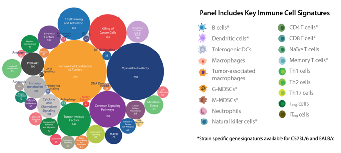 Mouse I/O RNA-Seq Panel