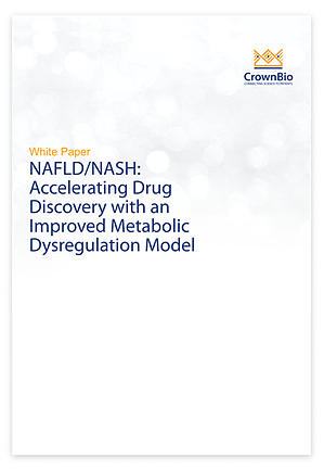 New White Paper NAFLD/NASH: Accelerating Drug Discovery with an Improved Metabolic Dysregulation Model