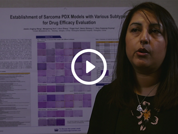 AACR Poster 4609: Varied Panel of Sarcoma PDX Models Developed