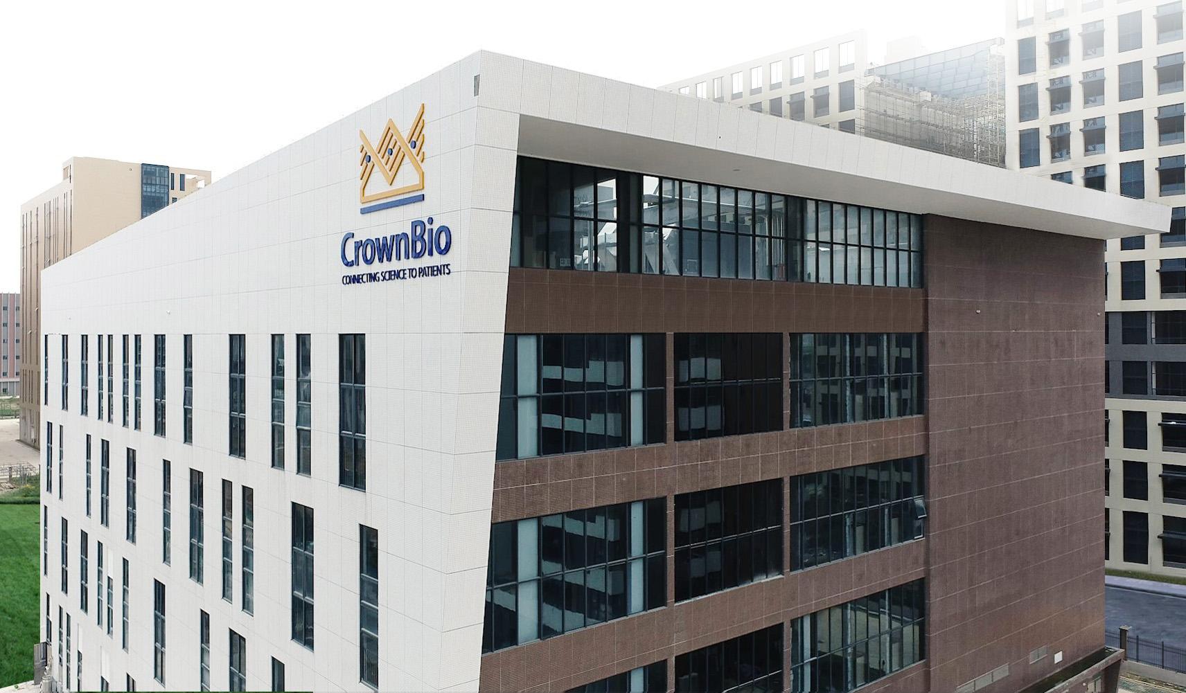CrownBio Zhonghan Site Opening